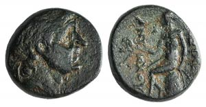 Seleukid Kings, Antiochos III (222-187 BC). ...