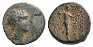 Seleukid Kings, Antiochos IV (175-164 BC). ...