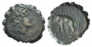 Seleukid Kings, Antiochos VI (144-141 BC). ...