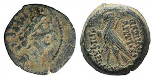 Seleukid Kings, Antiochos VIII (121/0-97/6 ...