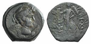 Seleukid Kings, Antiochos IX (114/3-95 BC). ...