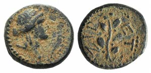Seleucis and Pieria, Antioch. Civic issue. ...