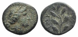 Seleucis and Pieria, Antioch, Civic Issue. ...
