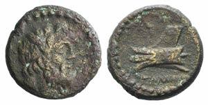 Phoenicia, Arados, c. 137-51 BC. Æ (14mm, ...