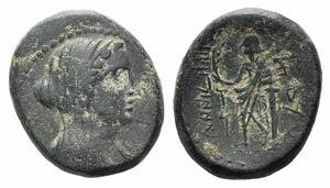 Phoenicia, Marathos. Æ (23mm, 10.25g, 12h), ...