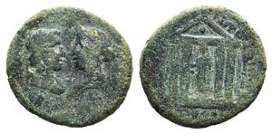 Tiberius and Julia Augusta (Livia, AD ...