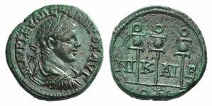Severus Alexander (222-235). Bithynia, ...