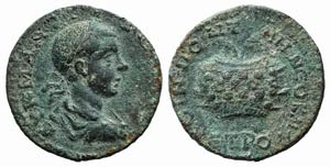 Gordian III (238-244). Pontus, Neocaesarea. ...