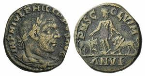 Philip I (244-249). Moesia Superior, ...