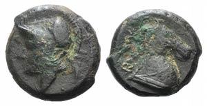 Anonymous, Rome, c. 260 BC. Æ (16mm, 5.44g, ...