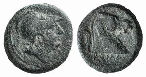 Anonymous, Rome, c. 241-235 BC. Æ (15mm, ...