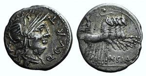 Q. Curtius and M. Sergius Silus, Rome, ...