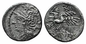 Lucius Appuleius Saturninus, Rome, 104 BC. ...