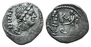 C. Egnatuleius C.f., Rome, 97 BC. AR ...