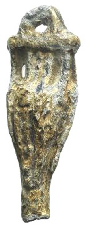 PB Amphora-shaped weight, 1st century BC – ...