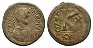 Justinian I (527-565). Contemporary ...