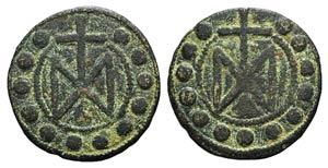Italy, Firenze, c. 14th century. Æ Tessera ...