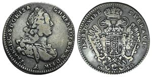 Italy, Firenze. Francesco II di Lorena ...