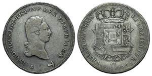 Italy, Firenze. Ludovico I di Borbone ...