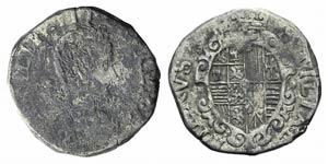 Italy, Napoli. Filippo III (1598-1621). AR ...