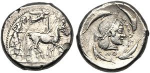 Sicily, Deinomenid Dinasty (485-466), ...