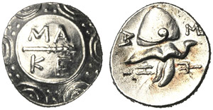 Kings of Macedonia, temp. Philip V- Peseos ...