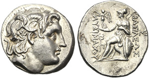 Kings of Thrace, Lysimachos, 305-281 and ...