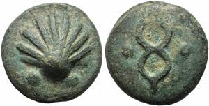 Anonymous, Cast Sextans, Rome, c. 280-276 ...