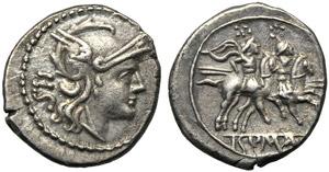 Anonymous, Sestertius, Rome, traditionally ...