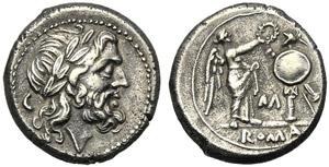 Anonymous (C - M series), Victoriatus, ...