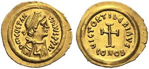 Tiberius II Constantine (578-582), ...