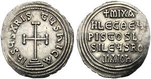 Micheal II, sole reign (820-821), ...