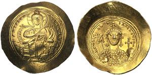 Constantine IX (1024-1055), Histamenon ...