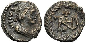 Ostrogoths, Theodoric (493-526), Quarter of ...