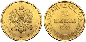 Finland, Alexander II (1855-1881), 20 ...