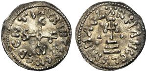 Italy, Benevento, Siconolfo (839-849), ...