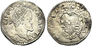 Italy, Napoli, Filippo II (1554-1598), ...