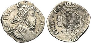 Italia, Napoli, Filippo IV (1621-1665), ...