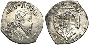Italy, Napoli, Filippo IV (1621-1665), ...