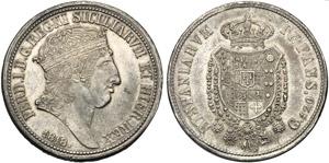 Italy, Napoli, Ferdinando I di Borbone ...
