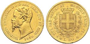 Italy, House of Savoy, Vittorio Emanuele II ...