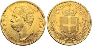 Italy, House of Savoy, Umberto I ...