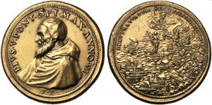 Papal State, Pio V (1566-1572), ...