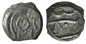 Celtic, Britain. Cantii, c. 100-30 BC. BI ...