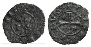 Italy, Brindisi. Corrado I (1250-1254). BI ...