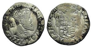 Italy, Napoli. Carlo V d'Asburgo ...