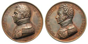 France, Charles Ferdinand of Borbone Duke of ...