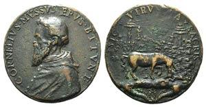 Italy, Cornelio Musso, Bishop of Bitonto ...