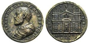 Italy, Roma. Alessandro Farnese (1520-1589). ...