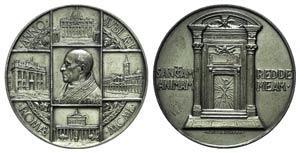 Papal, Pio XII (1939-1958). Silvered Æ ...